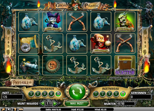 Ghost Pirates Slot - NetEnt Casino - Rizk Online Casino Deutschland